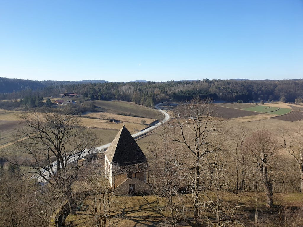 ausblickvonschlossdrosendorf