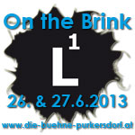 lyrical logo b150 on the brink datum